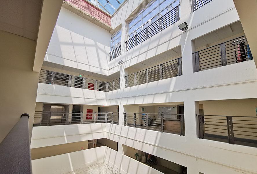 臺南市私立順安老人長期照顧中心(養護型)-室內環境1