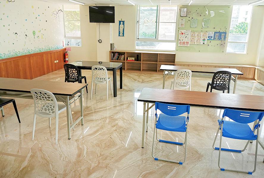 臺南市私立順安老人長期照顧中心(養護型)-室內環境3
