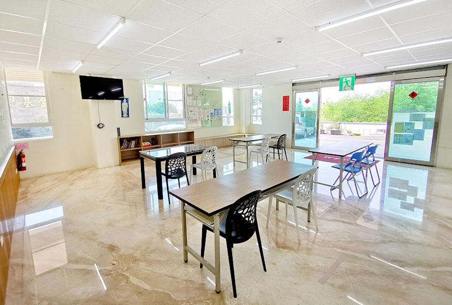 臺南市私立怡安老人長期照顧中心(養護型)-室內空間1