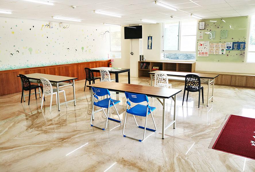 臺南市私立怡安老人長期照顧中心(養護型)-室內空間2