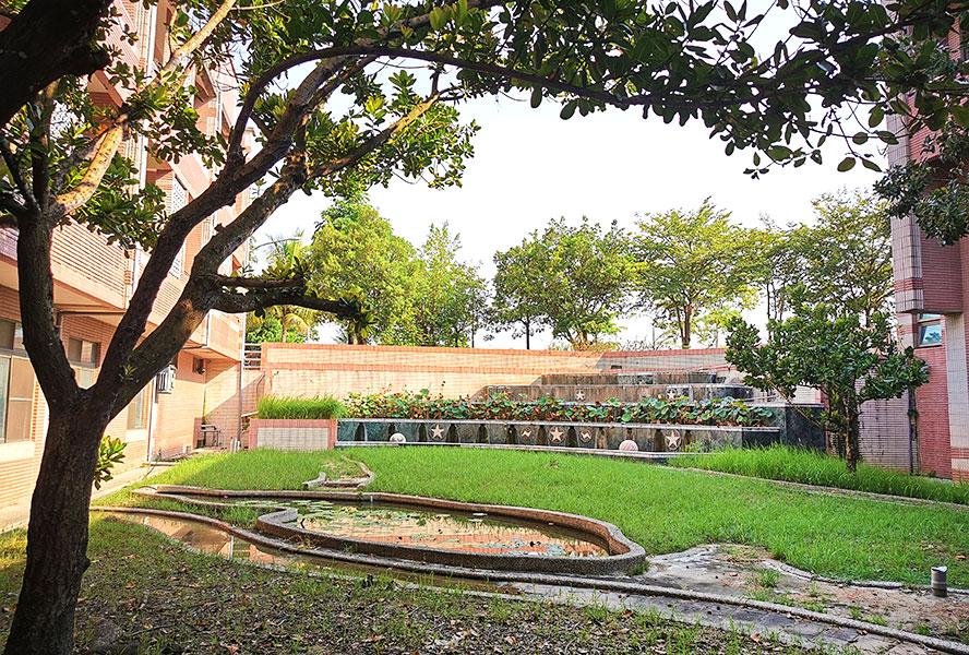 台南市台南市天壇老人養護中心-戶外環境