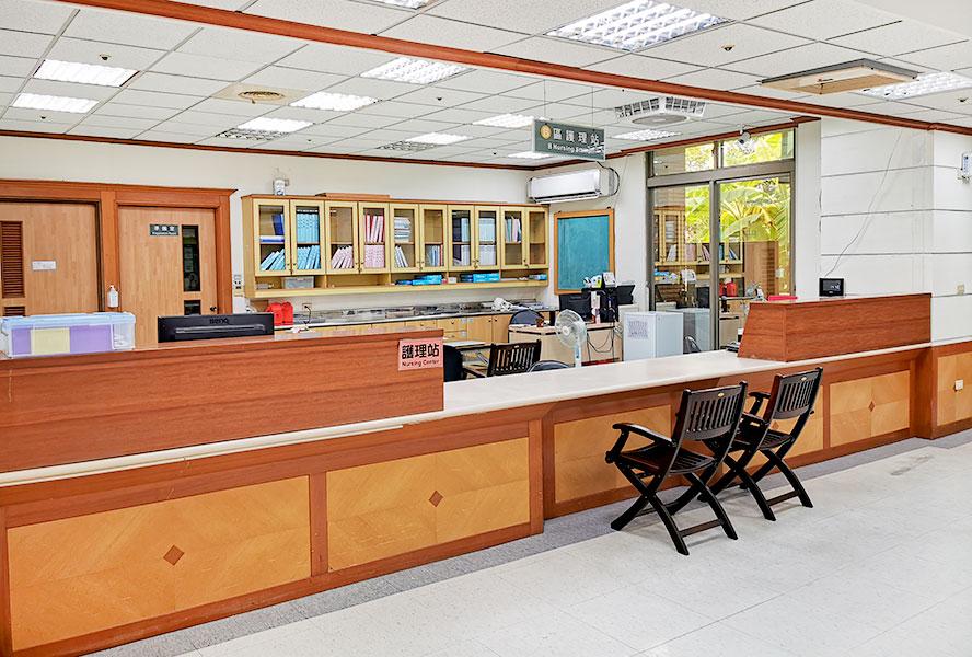 台南市台南市天壇老人養護中心-護理站