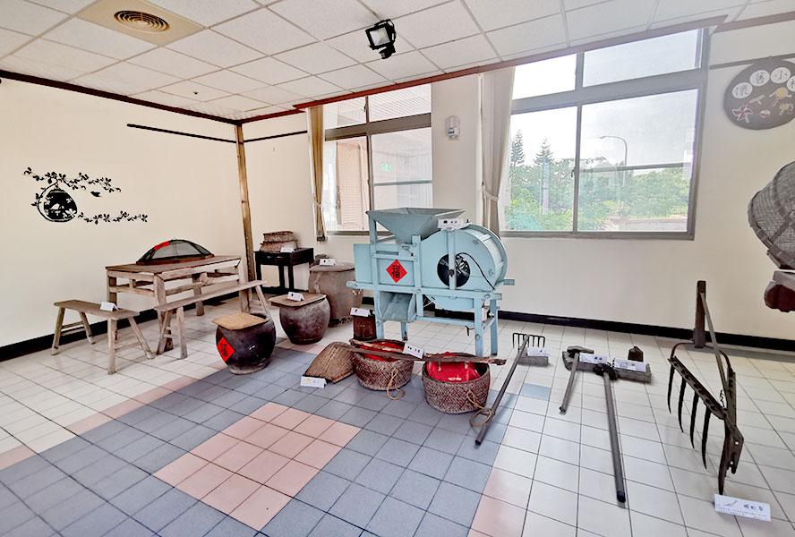 台南市台南市天壇老人養護中心-懷舊布置