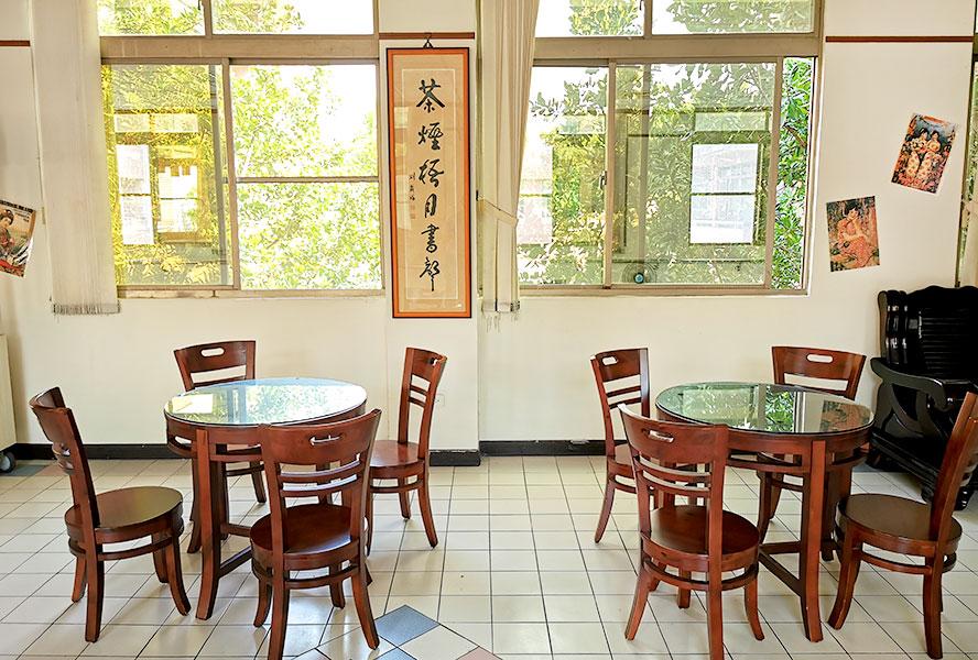 台南市台南市天壇老人養護中心-休息區