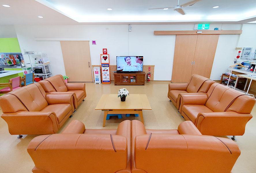 高雄市內門老人日間照顧中心-室內環境1
