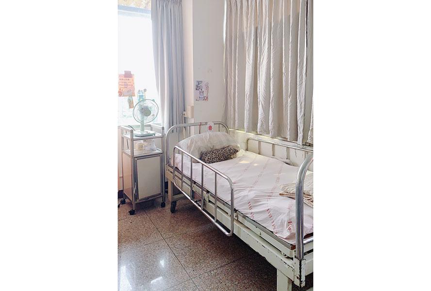 嘉義縣私立感恩老人養護中心-房間