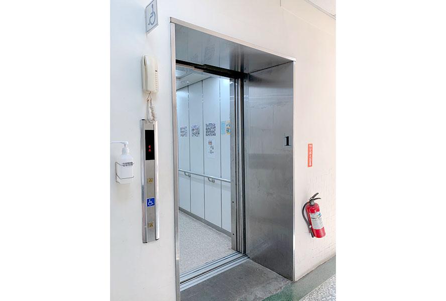 嘉義縣私立惜福老人長期照顧中心-電梯