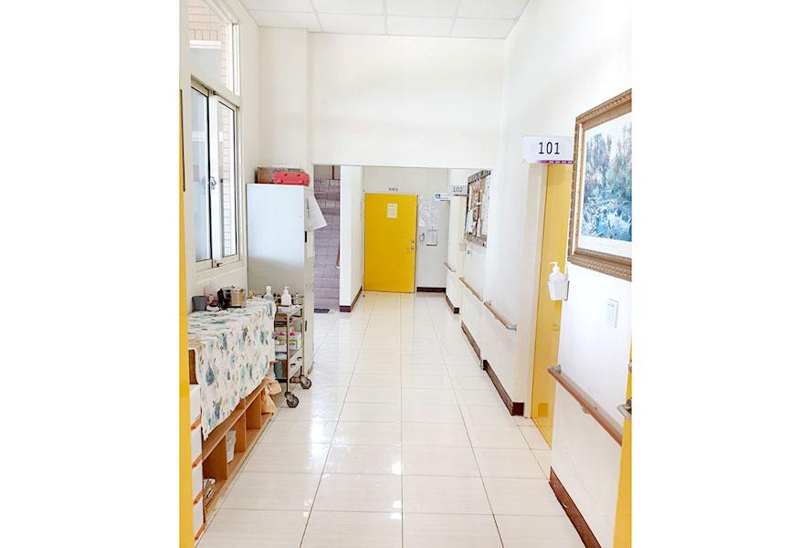 彰化縣私立德昌老人長期照顧中心(養護型)-室內環境4
