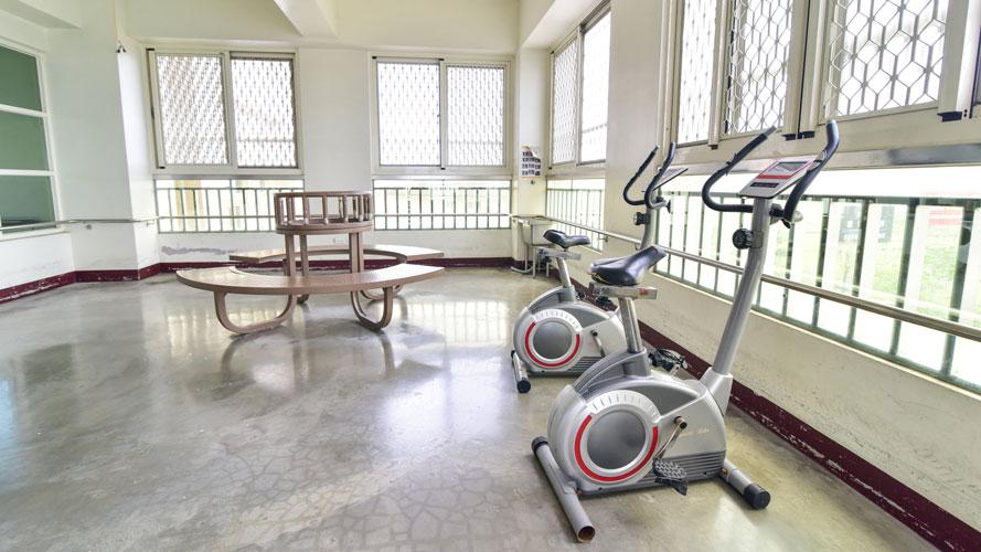 台中市信和精神護理之家-復健區