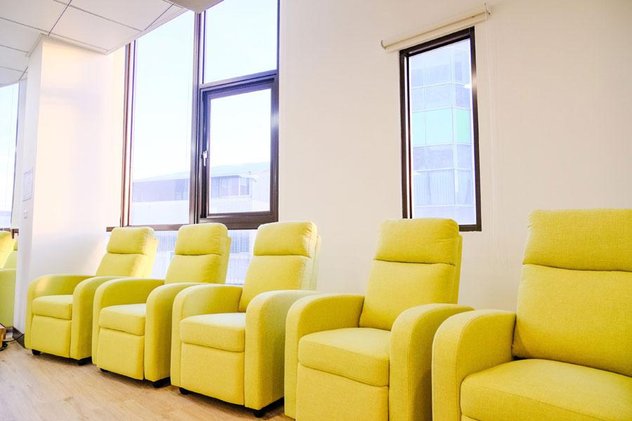 青松健康股份有限公司附設私立豐南綜合長照機構-休息區