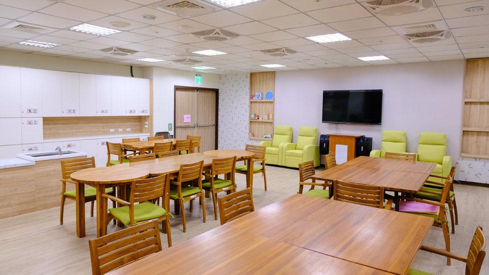 青松健康股份有限公司附設私立上和社區長照機構