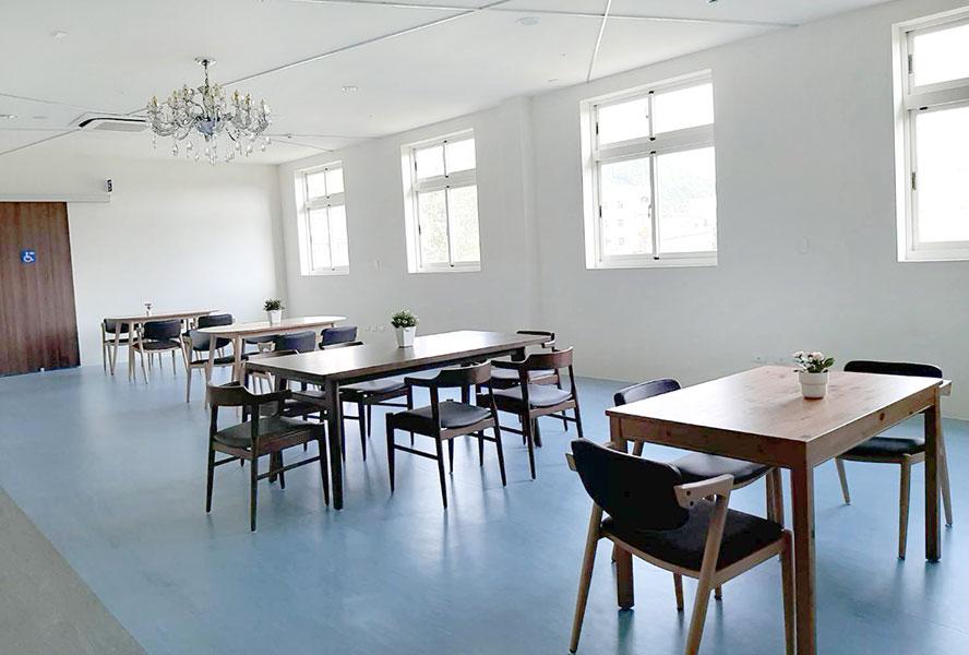 台中市健民老人長照中心附設日照中心-室內環境7