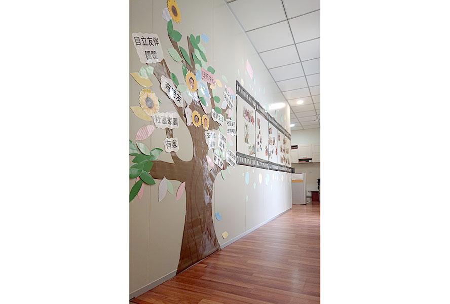 喜憨兒社會福利基金會附設新竹縣喜歡你長期照顧機構(日間照顧中心)-室內環境7