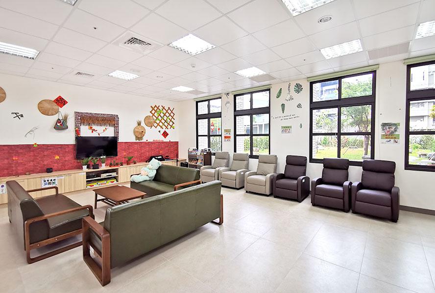 永進長照社團法人附設善美得綜合長照機構(日間照顧中心)-室內空間3