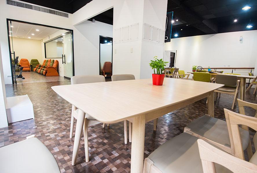 永齡股份有限公司附設私立永齡社區長照機構(日間照顧中心)-室內環境3