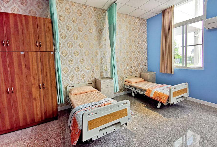 彰化縣私立璽悅老人長期照顧中心-房間2