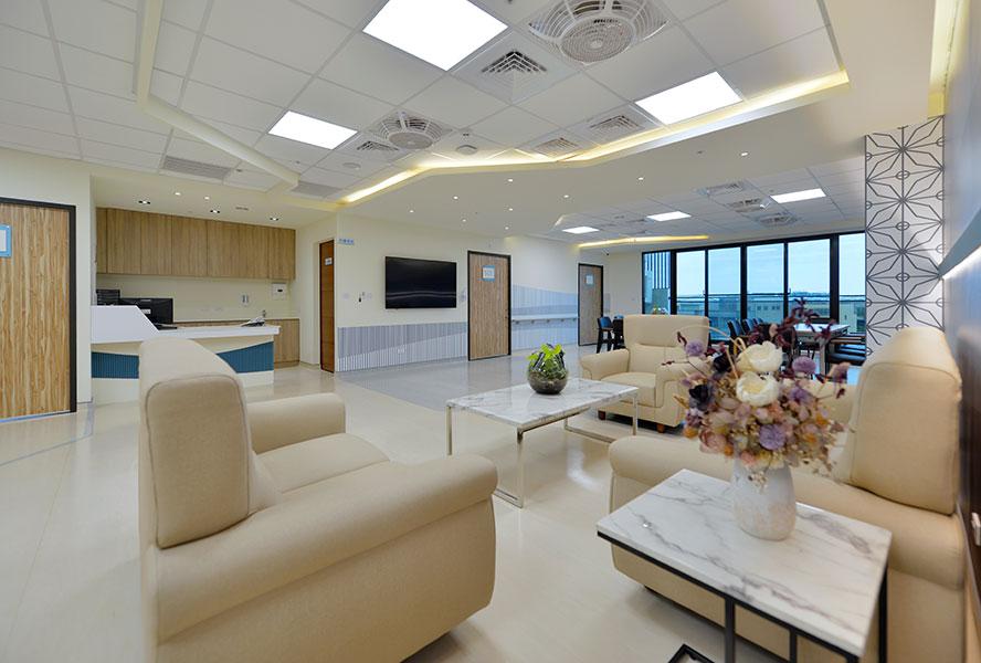 台南市安柏護理之家-交誼廳1
