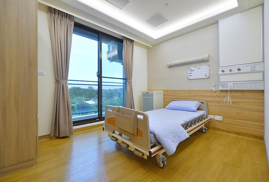 台南市安柏護理之家-單人房