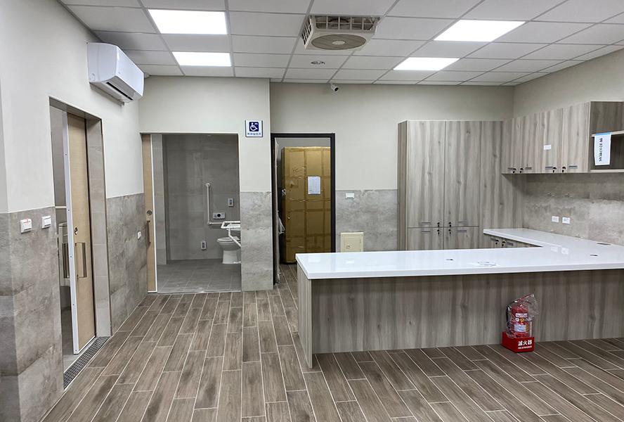 高雄市臨海日間照顧中心-室內環境5