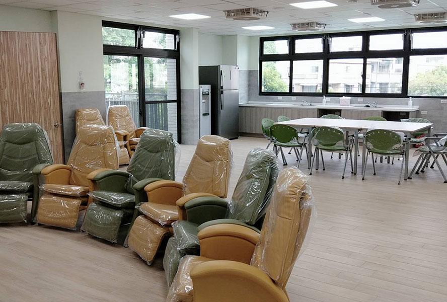 高雄市樂天日間照顧中心-室內環境1