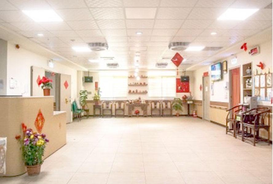 桃園市私立宥恩老人長期照顧中心(養護型)-大廳2