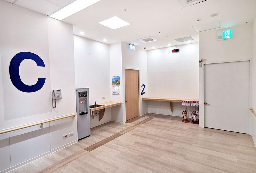 上和長照社團法人附設新北市私立迎合住宿長照機構-活動空間2