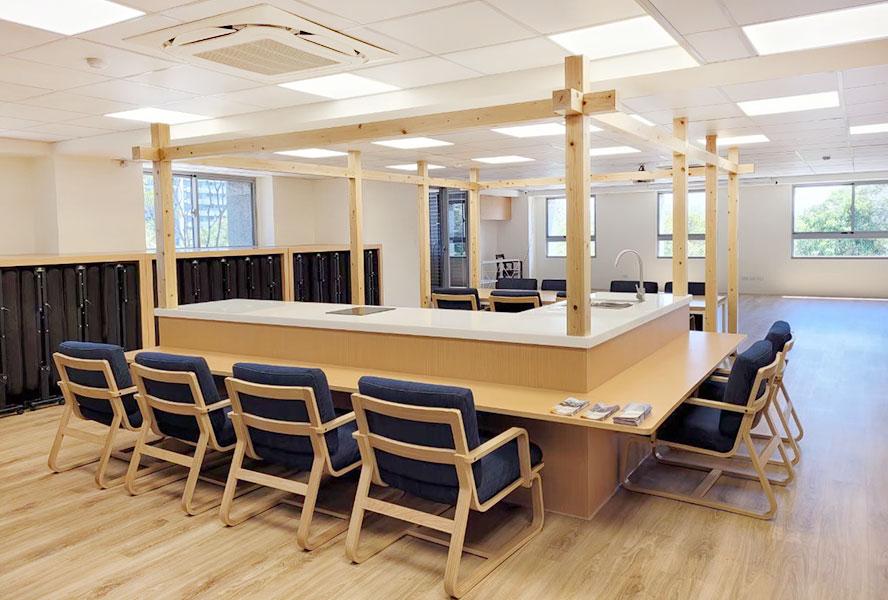 陶朱創生有限公司附設私立來共社區長照機構-室內環境1