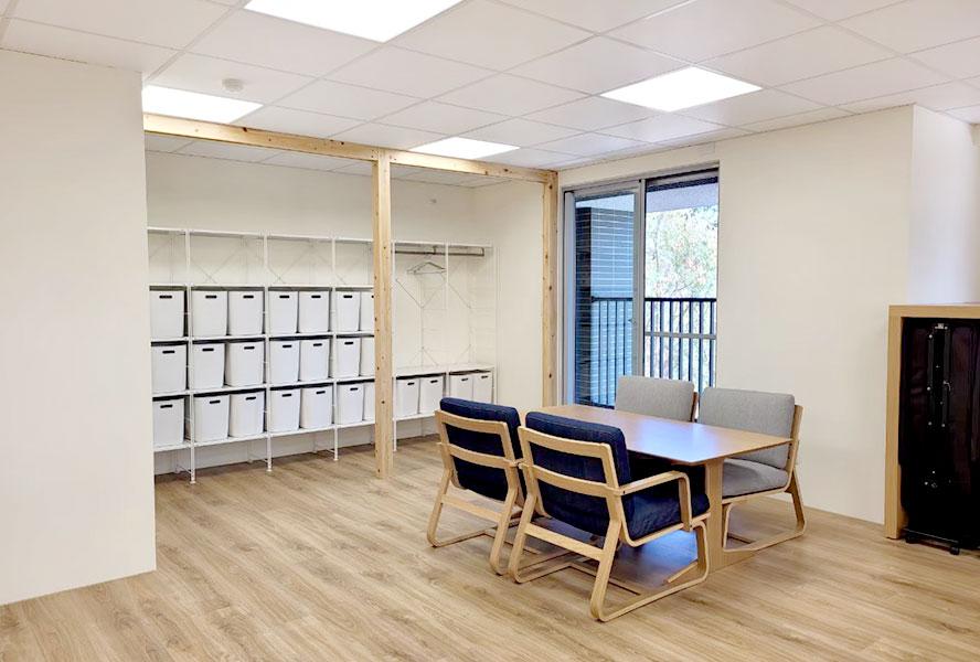陶朱創生有限公司附設私立來共社區長照機構-室內環境3