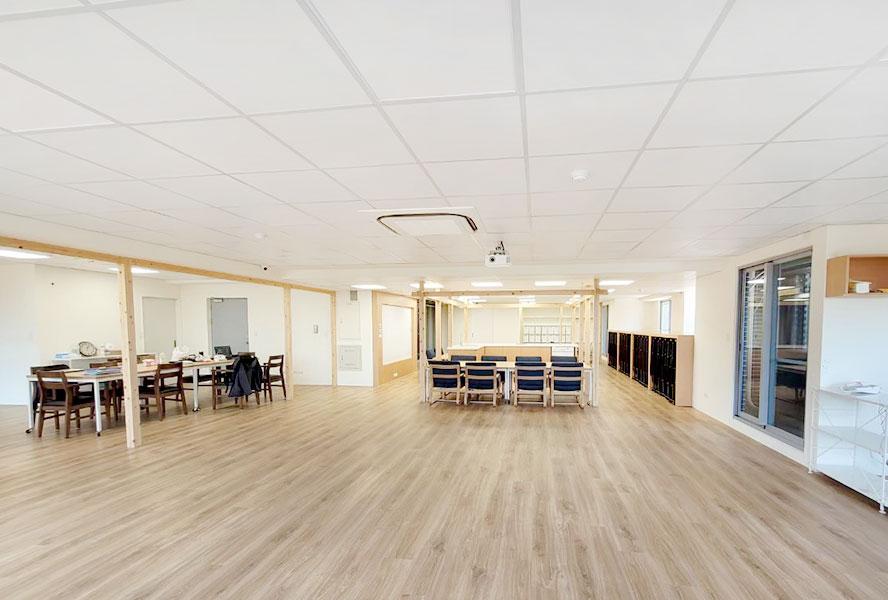 陶朱創生有限公司附設私立來共社區長照機構-室內環境4