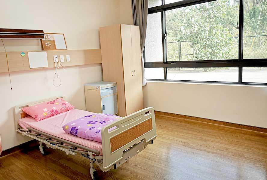 安護理之家-房間1
