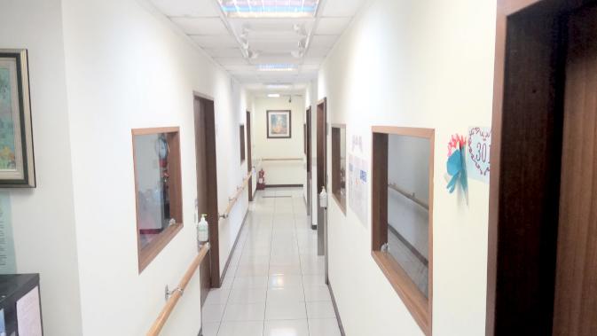 新北市健安護理之家-走廊
