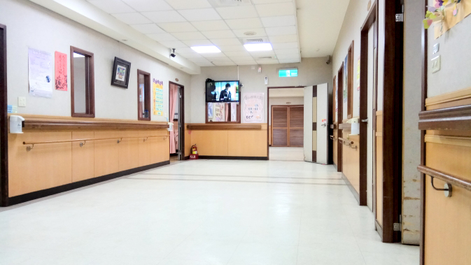 新北市海山護理之家-走廊