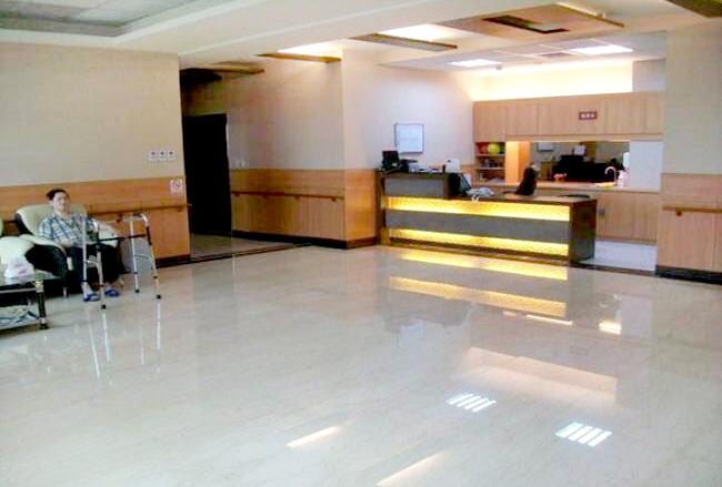 新北市三和護理之家-大廳