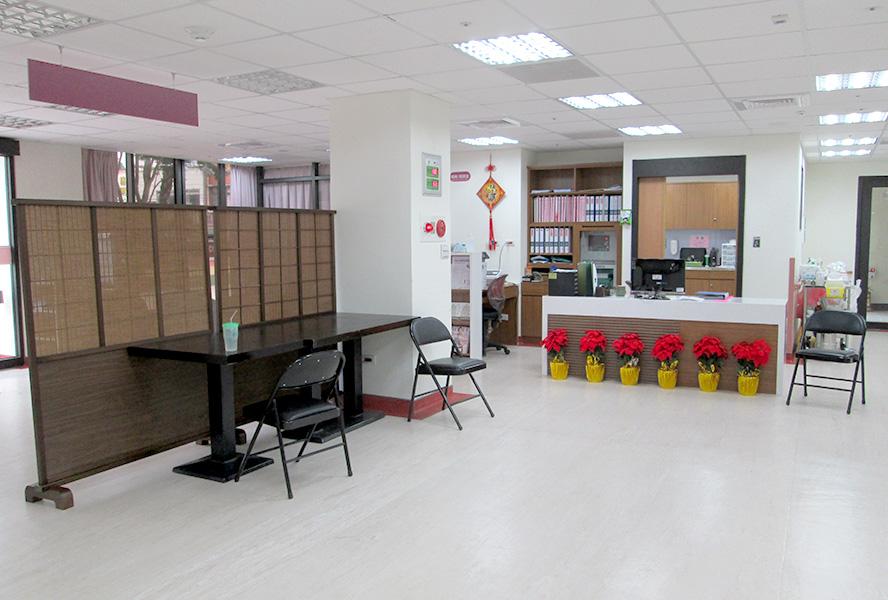 新北仁康醫院附設護理之家-二院區活動空間