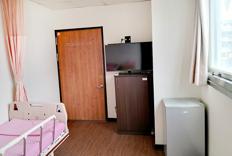 新北市國王護理之家-房間1