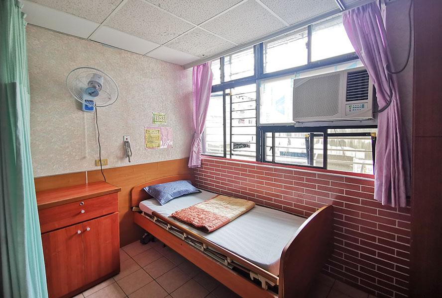 新北市私立三民護理之家-房間