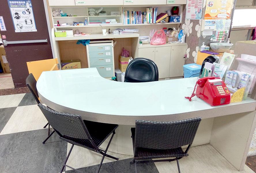八里佳醫護理之家-護理站