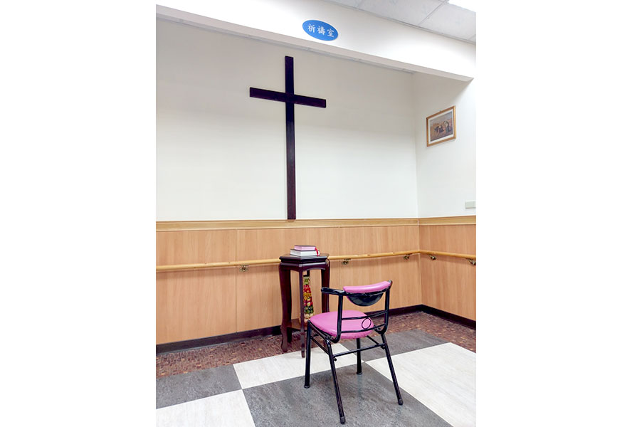 八里佳醫護理之家-宗教區2