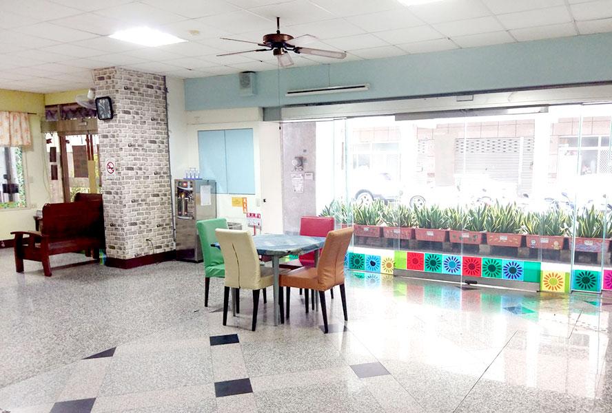 台中市德康護理之家-公共區域1