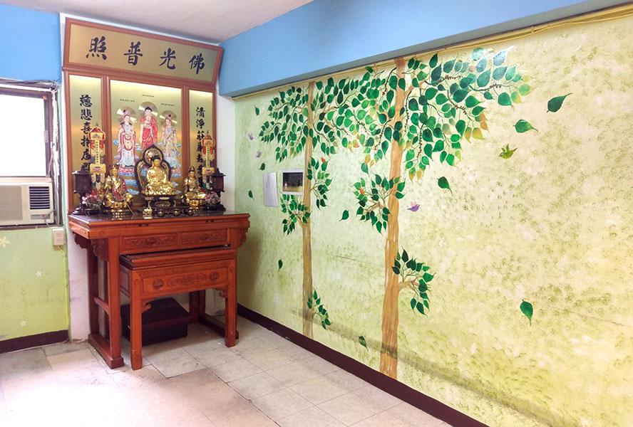 台中市德康護理之家-宗教區