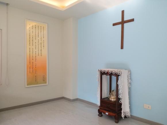 台中佳醫護理之家-宗教室2