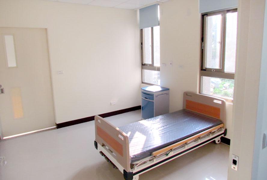 桃園市私立博愛老人長期照顧中心(養護型)-房間1
