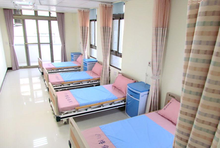 桃園市私立博愛老人長期照顧中心(養護型)-房間2