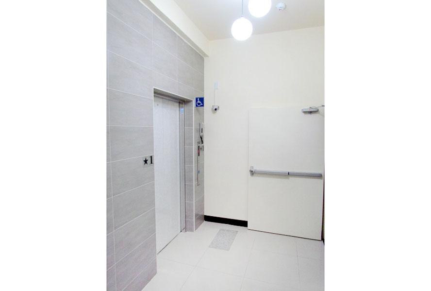 桃園市私立博愛老人長期照顧中心(養護型)-電梯