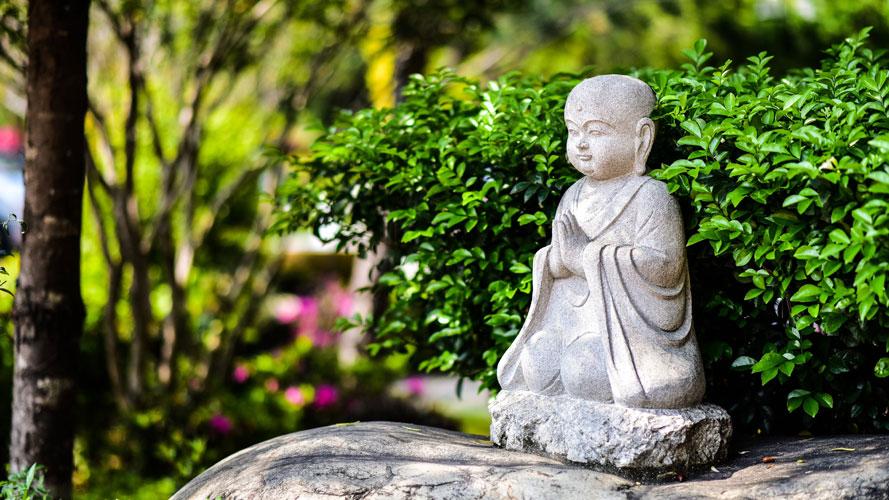 台中市大里青松護理之家-花園2