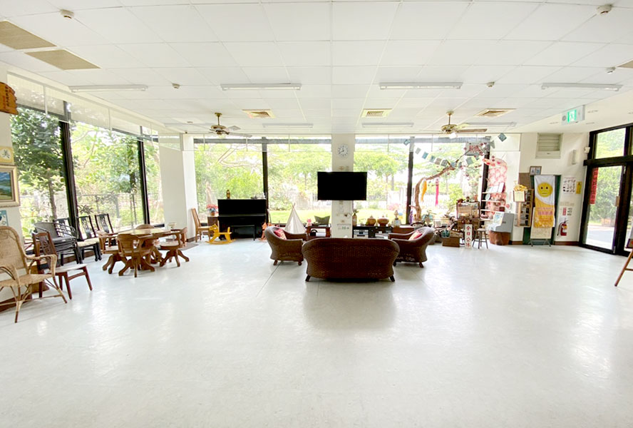 台南市和欣護理之家-客廳2
