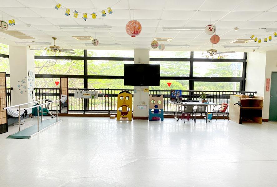 台南市和欣護理之家-復健區1