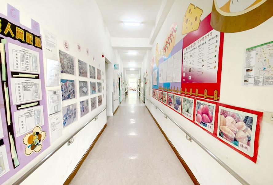 台南市和欣護理之家-走廊