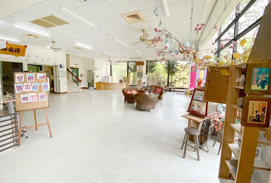 台南市和欣護理之家-客廳3