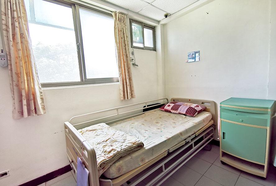 桃園市私立元福護理之家-房間